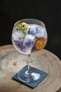 Gin cocktail uai