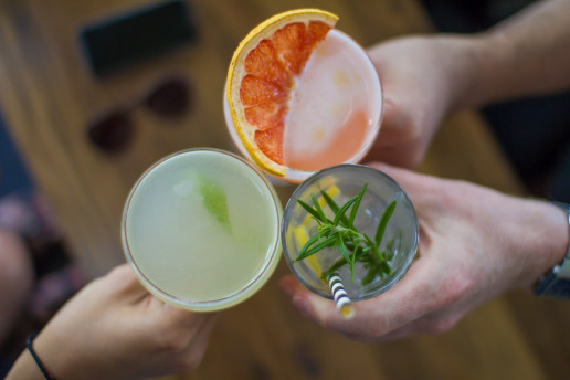 Animus Distillery cocktails uai
