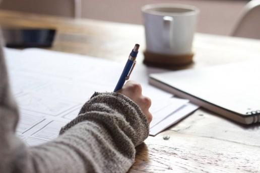Writing uai