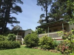Daylesford Holiday Park Cabins 1 uai