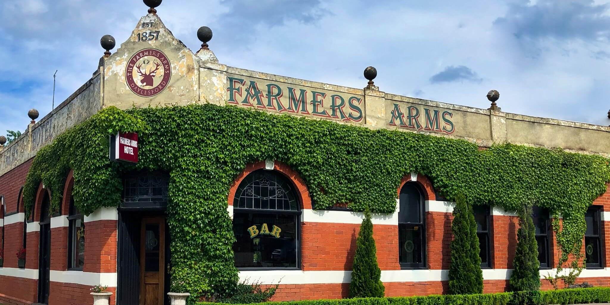 Farmers Arms Hotel Daylesford 2 uai