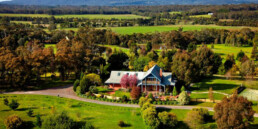 Lawson Lodge aerial uai