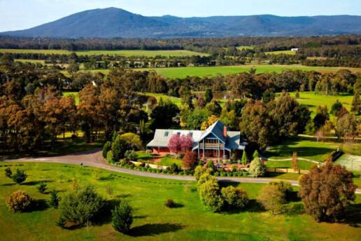 Lawson Lodge aerial uai