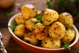 roast potatoes uai