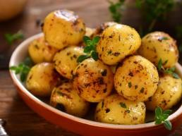 roast potatoes uai
