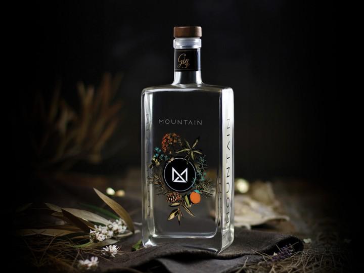 Mountain Gin 3 uai