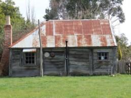 Bunjil Settlers Hut rear uai