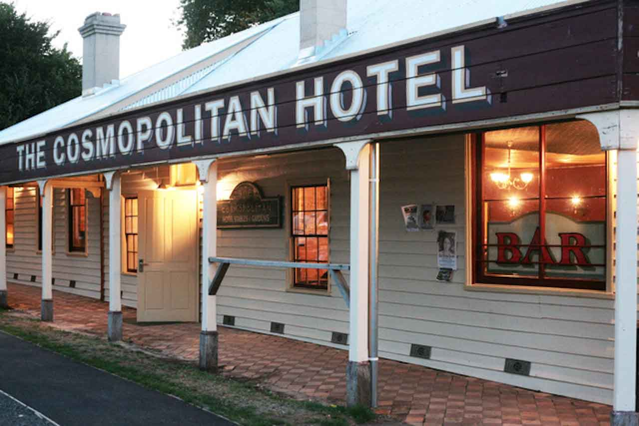 The Cosmopolitan Hotel 1