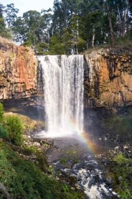 Trentham Falls uai
