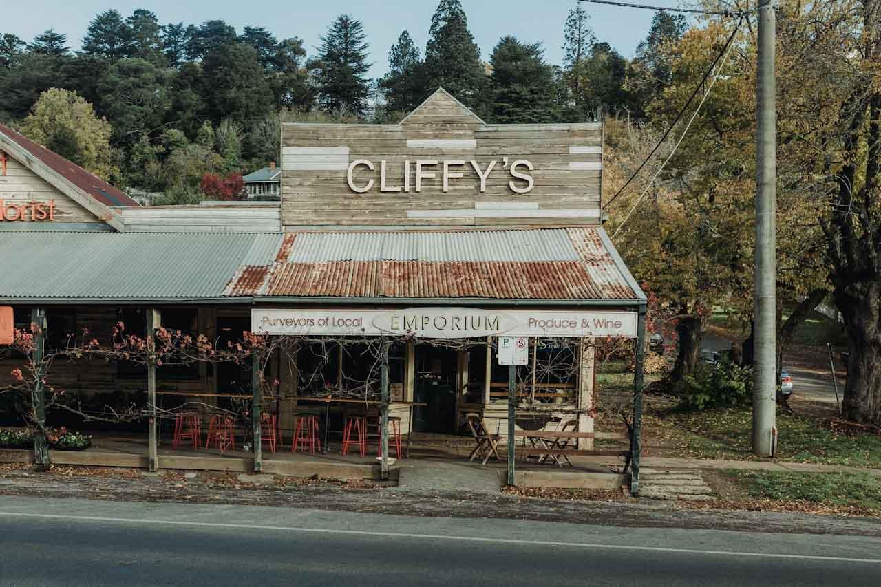 Cliffys Emporium 1