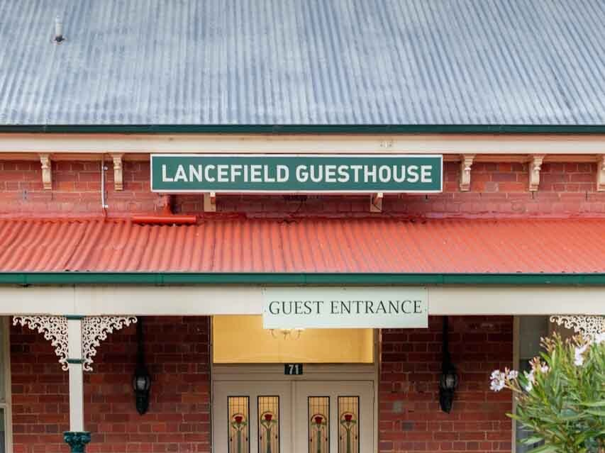 Lancefield Guesthouse 1 uai