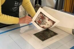 Agave Print Studio 6 uai