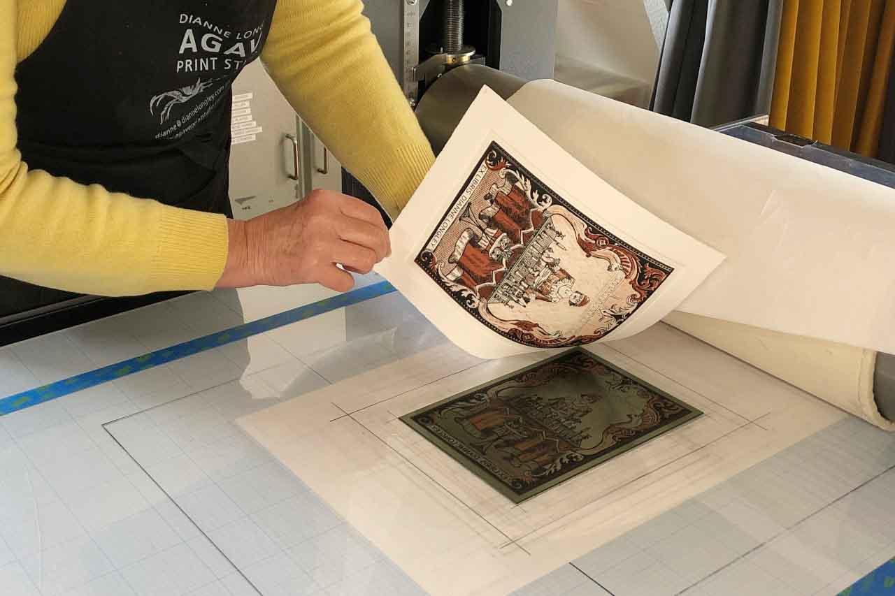 Agave Print Studio 6