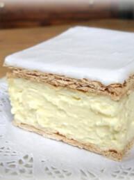 Bourkies Vanilla Slice uai