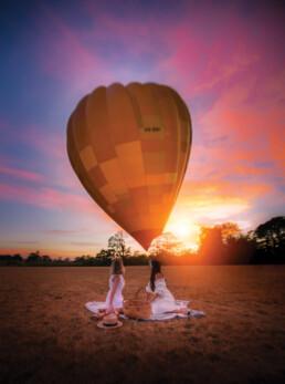 Daylesford Balloon uai