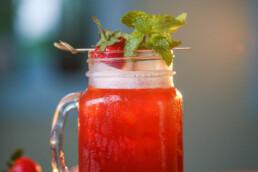 Strawberini Cocktail uai