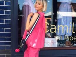 Camilla on Piper 1 uai