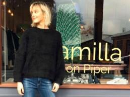 Camilla on Piper 6 uai