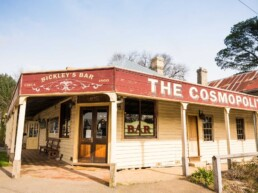 3 day itinerary to trentham cosmo uai