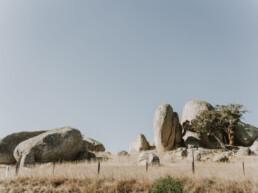 Granite Boulders Chris Turner uai