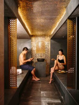 Hepburn Bathhouse Spa uai