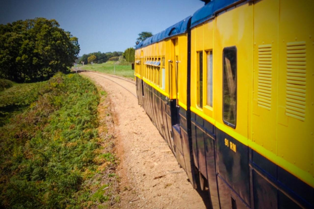 Daylesford Spa Country Railway 6 uai