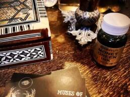 Muses of Mystery 2 uai