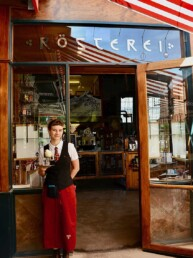 Das Kaffeehaus Roaster uai
