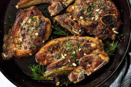 Dayesford Meat Co Greek Lamb Chops 2 uai