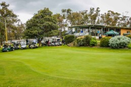 Hepburn Golf Course uai