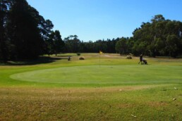 kyneton Golf Course uai